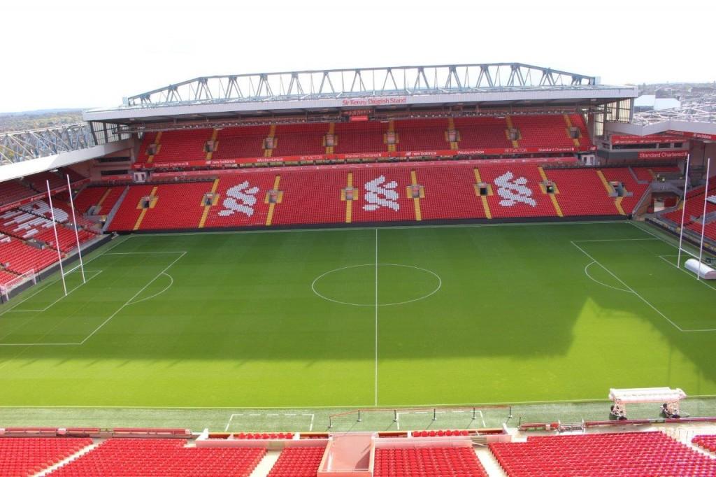 Anfield Stadium: templo do futebol mundial