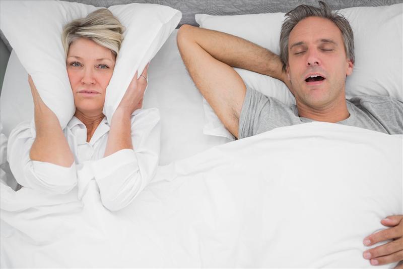 Apneia do sono afeta 30% da população!