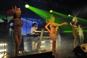 Cena do carnaval do ano passado no Clube Piratininga