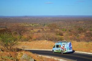 Cinesolar percorre as estradas de todo o País