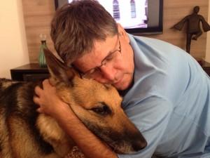 Eu e minha amada Laila
