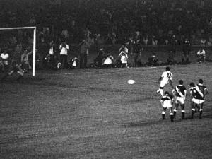 O milésimo gol de Pelé